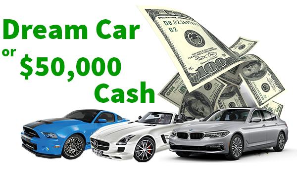 ROKT-dream-car-or-cash
