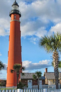 Sundance Vacations Ponce Inlet Lighthouse
