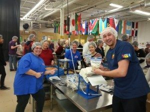 Sundance Vacations Downers Grove Volunteers Time At Feed My Starving Child