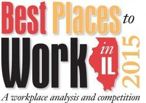 2015 Best Places to Work Illinois Award Sundance Vacations