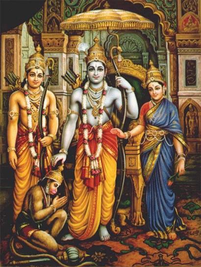 Sundara Kandam.. Jai Ram   A Condensed English translation ...
