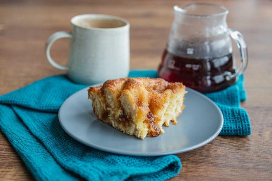 Brunsviger Danish Coffee Cake