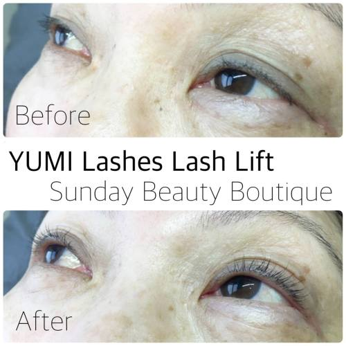 YUMI Lash Lift Vancouver