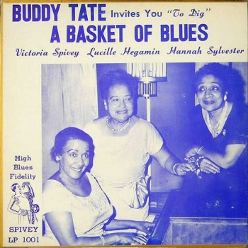 Buddy Tate Invites You To Dig A Basket of Blues