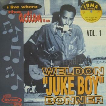 Juke Boy Bonner