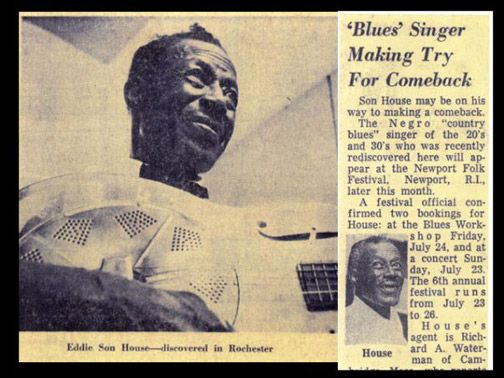 Son House Times-Union