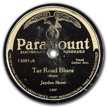 Jaydee Short: Tar Road Blues