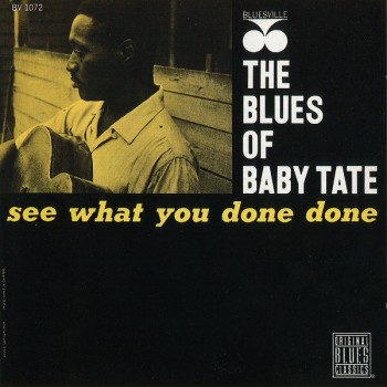The Blues of Baby Tate