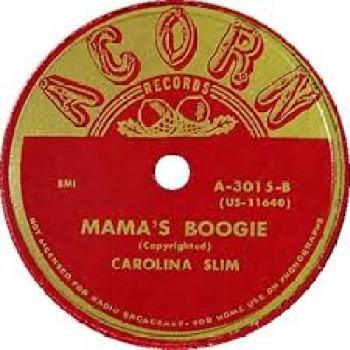 Mama's Boogie