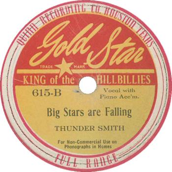 Big Stars Are Falling