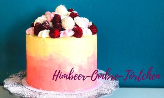 Himbeer-Ombre-Törtchen