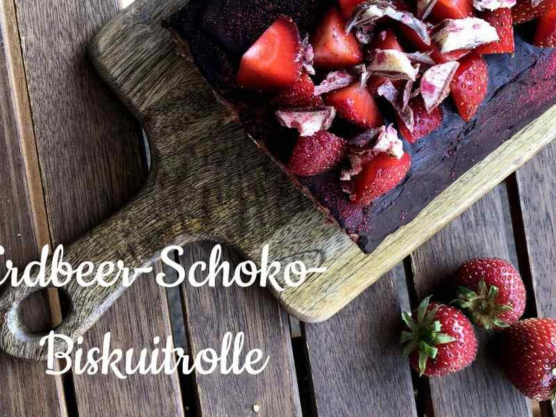 Erdbeer_Schoko_Biskuitrolle