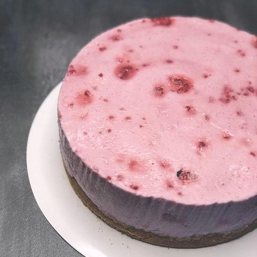 Himbeer-Wackpudding-Torte 4