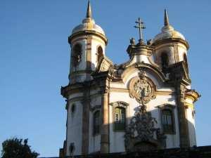 Igreja São Francisco de Asis - Ouro Preto