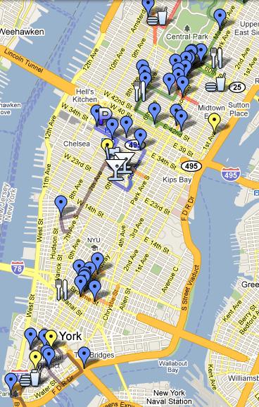 Como planejar seu roteiro de viagem usando o google maps sundaycooks no stopboris Images
