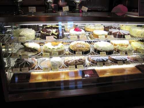 orlando além dos parques - cheesecake factory