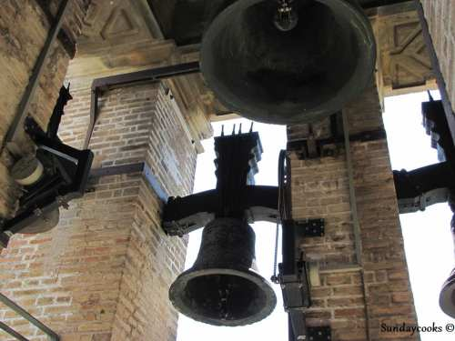 sinos da torre da giralda