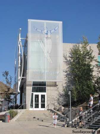 Utah Olympic Park ski museum alf engen