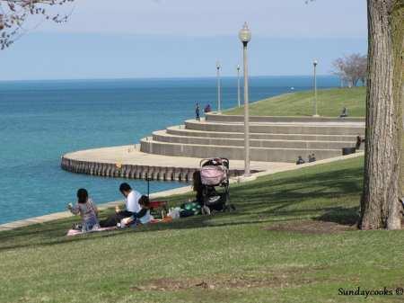 Chicago - vista para o lago