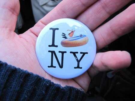 ConVnVenção NY 2001 - o pin