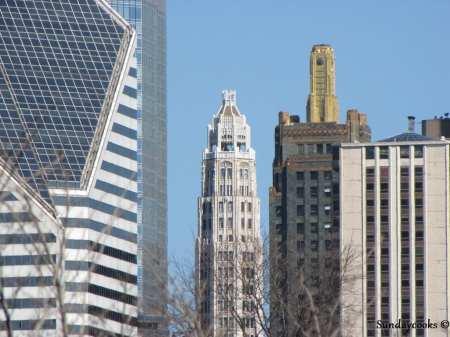 Outras atrações em Chicago - Detalhes da cidade
