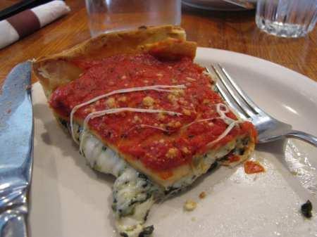 Bacino's Pizza Chicago Food Tour
