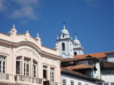 Centro histórico de Diamantina - MG