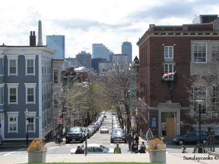 Freedrom Trail Boston