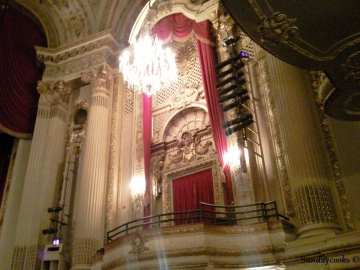 Interior da Boston Opera House