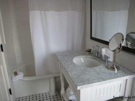 Chatham Bars Inn - banheiro