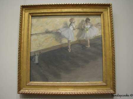 Metropolitan Museum Nova York - degas