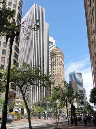 São Francisco MoMA - caminho