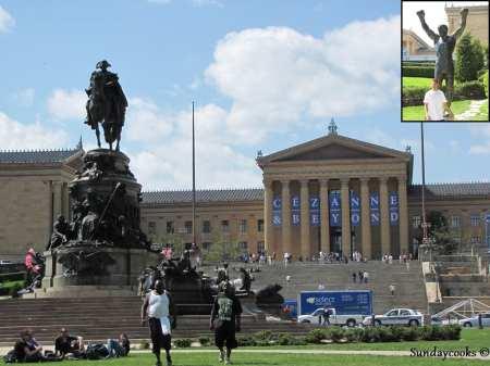Dicas da Philadelphia - Philadelphia Museum of Art