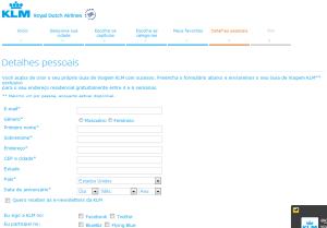 Guia de viagem KLM - Passo 7