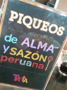 Restaurantes de Lima - Tanta