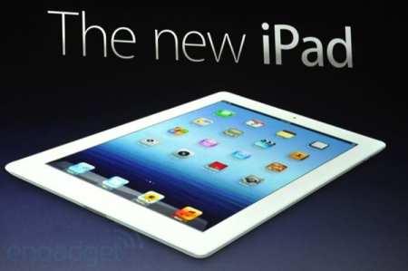 Novo iPad - iPad 3