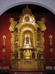 Palácio Episcopal e Catedral de Lima - Altar barroco