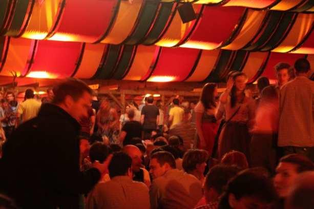 Tendas da Oktoberfest