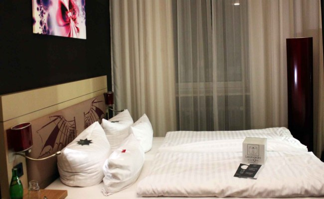 Onde ficar em Munique Leonardo Boutique Hotel Munich