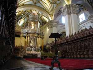 O que fazer em Lima: Igrejas museus