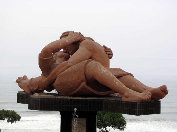 Como ir de Lima a Cusco - Parque del Amor