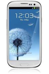 Samsung Galaxy S3 - frente