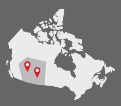 Canada Blogger Tour - Alberta e Saskatchewan