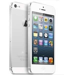 Vale a pena comprar o iPhone 5 - iPhone 5 branco