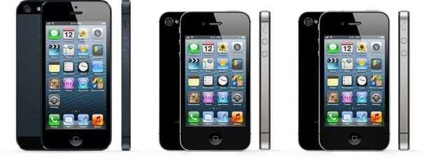 Vale a pena comprar o iPhone 5 - comparação iPhone 4S e iPhone 4