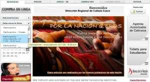 Ingressos para Machu Picchu - Escolha o tipo de ingresso
