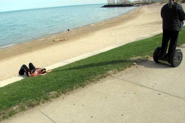 Melhor época para visitar Chicago - projeto verão e inverno lado a lado :P