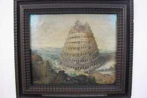 Museus de Munique - Alte e Neue Pinakothek Torre de Babel