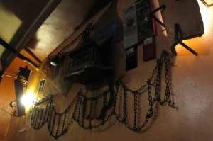 Restaurantes em Cusco - Decoração do Chez Maggy