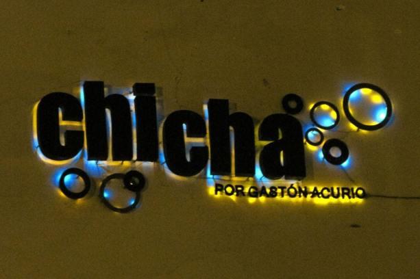 Restaurantes em Cusco - Chicha